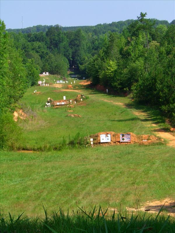 Gun Site Hills 800 Yd Rifle Range